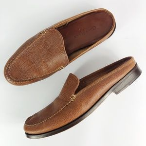 [COLE HAAN COUNTRY] Leather Mules Loafers